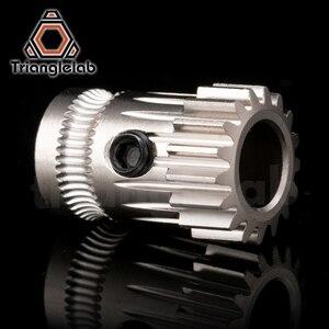 Image 4 - Trianglelab Drivegear عدة محرك مزدوج والعتاد الطارد عدة صغيرة بودن الطارد مستنسخ Btech ترقية ل Prusa i3 طابعة ثلاثية الأبعاد والعتاد