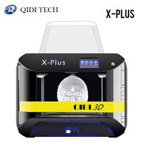 QIDI TECH 3D Printer X Plus Large Size FDM Impresora 3d Diy Kit Modular Design Printer 3d filament3D Printer Plastic