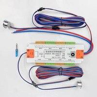 Treppen LED Motion Sensor Licht Streifen 32 Kanal Dimmen Licht Indoor Motion Nacht licht 12V/24V Flexible LED Streifen licht für Stai