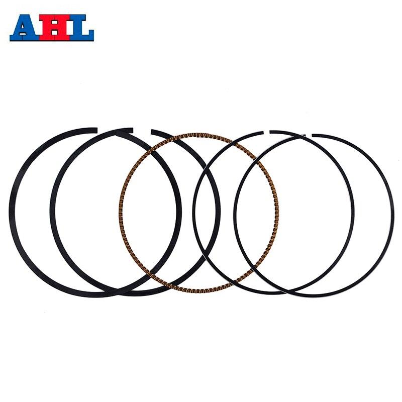 Поршневые кольца для мотоцикла STD 77 мм, для Zongshen NC250 XZ250R XZ250 XZ NC 250 R 250R T6 Xmotos 250cc 4 клапана J5