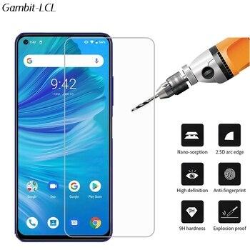 Перейти на Алиэкспресс и купить 2 шт закаленное стекло для UMIDIGI power 3 power 3 Защита экрана 9H on UMIDIGI F2 Защитная пленка для телефона