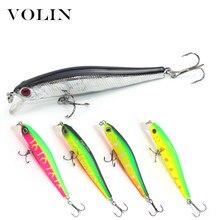 Volin 1pc novo magnético hard fishing wobbler 70mm 5g minnow isca artificial para pique poleiro isca de pesca isca