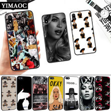 Beyonce  I slay cartoon Silicone Soft Case for Redmi 4A 4X 5 Plus 5A 6 Pro 6A 7 7A S2 Go K20 Note 5A Prime 8 ariana grande lovely cartoon silicone soft case for redmi 4a 4x 5 plus 5a 6 pro 6a 7 7a s2 go k20 note 5a prime 8