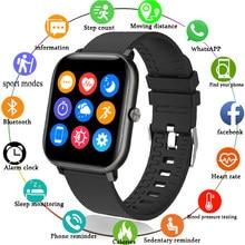 LIGE New Men Smart Watch Men Full Touch Fitness Tracker Blood Pressure Smart Clock Sports Women Smartwatch For Xiaomi Huawei IOS