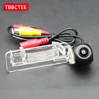 170 Degree SONY / MCCD CCTV For Smart Fortwo / Smart Car Rear Reverse Camera Auto Back Parking HD Camera For Andriod Big Screen