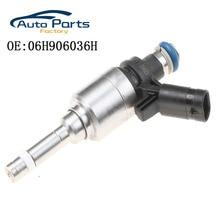 New Fuel Injector For Audi Passat Volkswagen 1.8T Gen 8.7x4.4cm Auto Replacement Parts 06H906036H 06H906036G