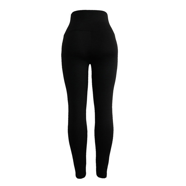 New arrival Trousers Women Fashion Women's Sports Gym High Waist Slim Fit Running Fitness Pants Clothes Female Autumn @45 4