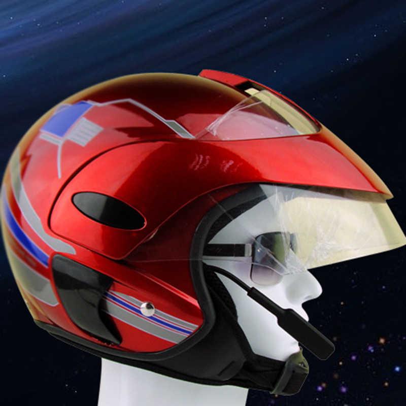 Casque de contrôle casque Bluetooth écouteur HI-FI moto remplacement haut-parleurs moto mains libres musique