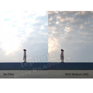 Image 5 - NISI Prosories P1 Smartphone Lens Filter Holder Kit (Filter Holder+ Medium GND+ Polarizer) for iPhone X 8 S8 Scenery Photography