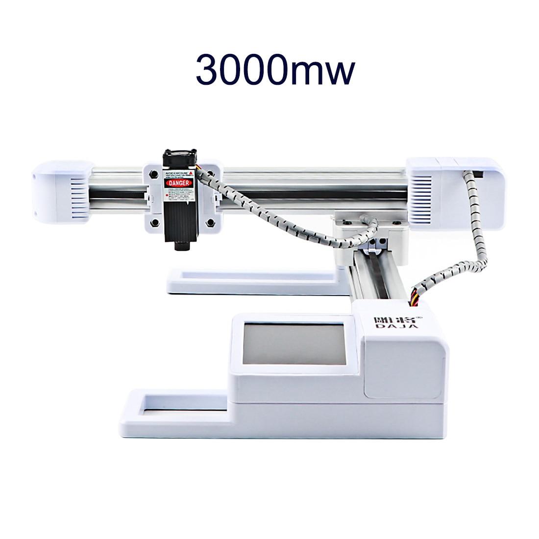 J3 3000mw 4500mw 7000mw Touch Screen DIY Laser Engraving Machine Mini Engraver Cutting Machine With WIFI - US Plug/EU Plug/UK