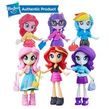 Hasbro My Little Pony Equestria Girls Fashion Squad Applejack Twilight 3-inch Mini Doll 4 Girls Fashion Squad doll to mix styles