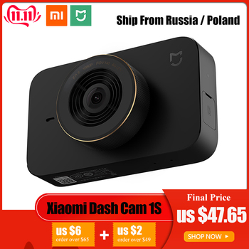 Xiaomi Mijia Smart Car DVR Camera WIFI 1080P HD Night Vision Dash Cam Voice Control Driving Video Recorder 140 Degree Wide Angle