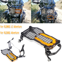 Grille-Guard-Cover Headlight-Protector R1250gs Lc Adventure Motorcycle Bmw R1200gs