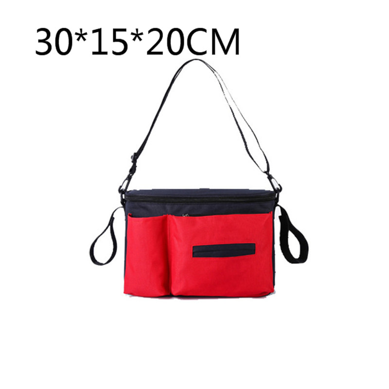 Large Baby Stroller Bag Multi-function Mummy Bag Backpack Designer Waterproof Infant Toddler Travel Nappy Diaper bag Baby Care