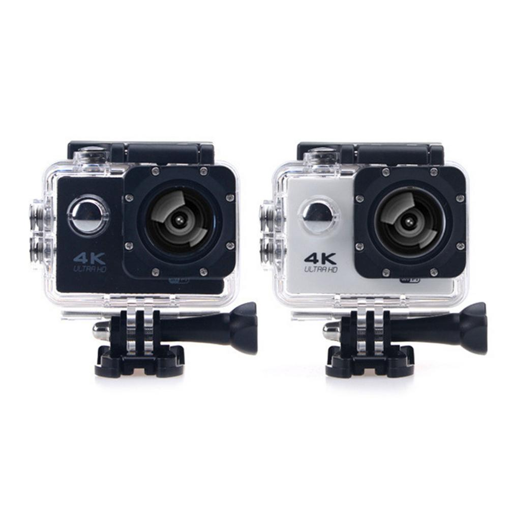 1080p Action Camera Ultra HD 4K / 60fps WiFi 2.0