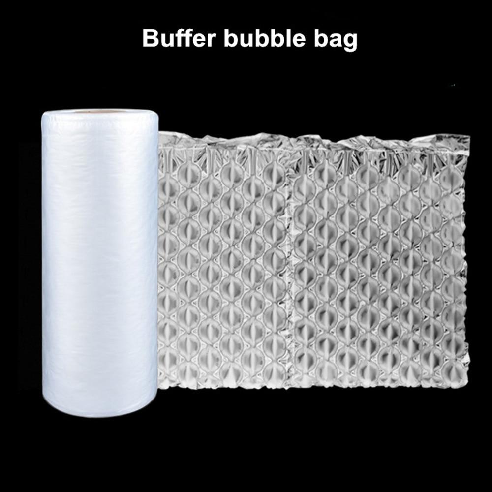 300M Opblaasbare Lucht Buffer Plastic Verpakking Anti druk Shock Bump Vullen Lucht Kolom Beschermende Bubble Zak Verpakking