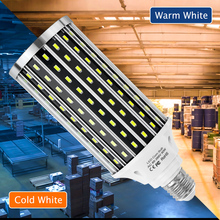 LED Lamp Corn Bulb E39 LED Bulb 50W Bombilla LED E27 220V High Power Light 110V Lampada Industrial Lighting 5730 Warehouse Light