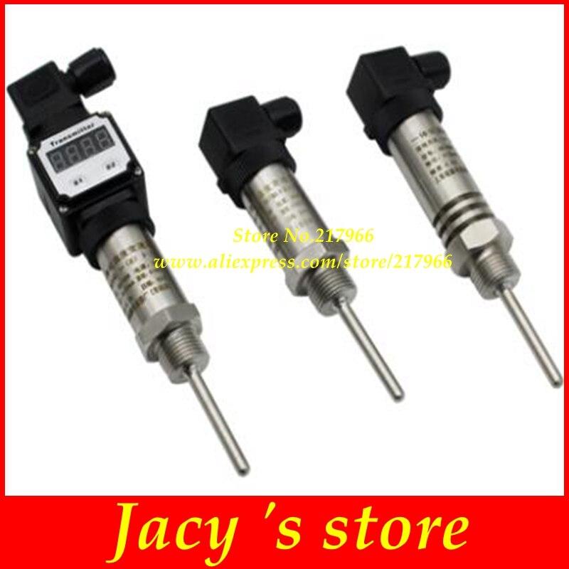 0-100 Celsius Plug-in Transmisor de Temperatura Integrado M/ódulo DC 4-20mA PT100 Resistencia t/érmica