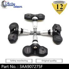 XUAN система контроля давления в шинах датчик TPMS 3AA907275F для Volkswagen Tiguan CC Touran Passat 433 МГц