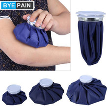 1Pcs BYEPAIN Ice Cold Pack Reusable Ice Bag Warm Water Bag for Injuries, Hot & Cold Therapy and Pain Relief (6