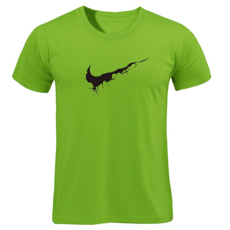Cotton Casual LOGO Printing Men's T-shirt Short-sleeved 2019