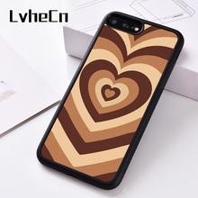 LvheCn silikonowy futerał na telefon do iPhone 6 6S 7 8 Plus 5 5S SE X XS XR 11 12 MINI PRO MAX Latte miłość do kawy tanie tanio CN (pochodzenie) Aneks Skrzynki Apple iphone ów Iphone 4 IPHONE 4S Iphone 5 Iphone5c Iphone 6 plus IPHONE 6S Iphone 6 s plus
