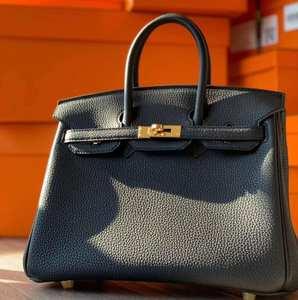 Shoulder-Bag-Quality Classic Women Famous Ladies Luxury Fashion 100%Leather Brand Bagdhl