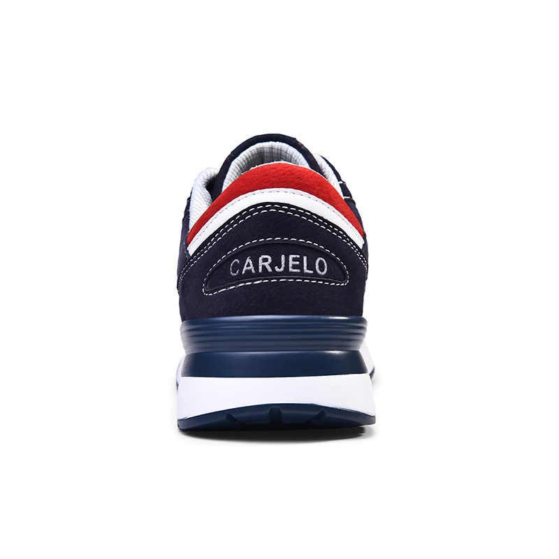 CARTELO mannen schoenen Koreaanse casual schoenen Eenvoudige en veelzijdige non-slip dragen schoenen mannen low-top sneakers кроссовки мужские