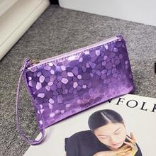 Gift women bag summer new laser bag hand bag women mobile phone bag wallet bag bag handbag designer bag shoulder bag