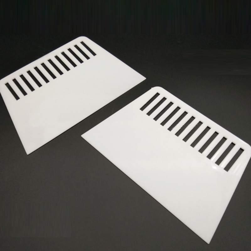 Wallpaper Scraper Wallcovering Smoothing Tool Wallpaper Smooth  Flexible Plastic Scraper Thicken