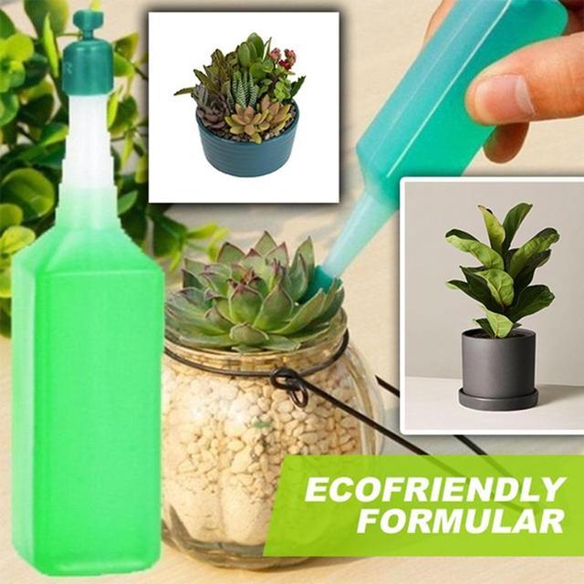 Hydroponic Plant Nutrient Solution Fertilizer Rich Bamboo Flower Fertilizer Potted Green Concentrated Foliar Seed Fertilizer 1
