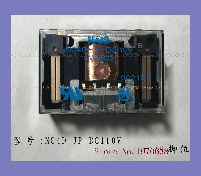 NC4D-JP-DC110V 14 110VDC
