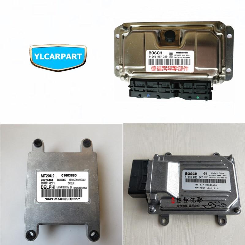 Geely MK için 1 2, MK1 MK2, çapraz Hatchback, GC6Car motor ECU