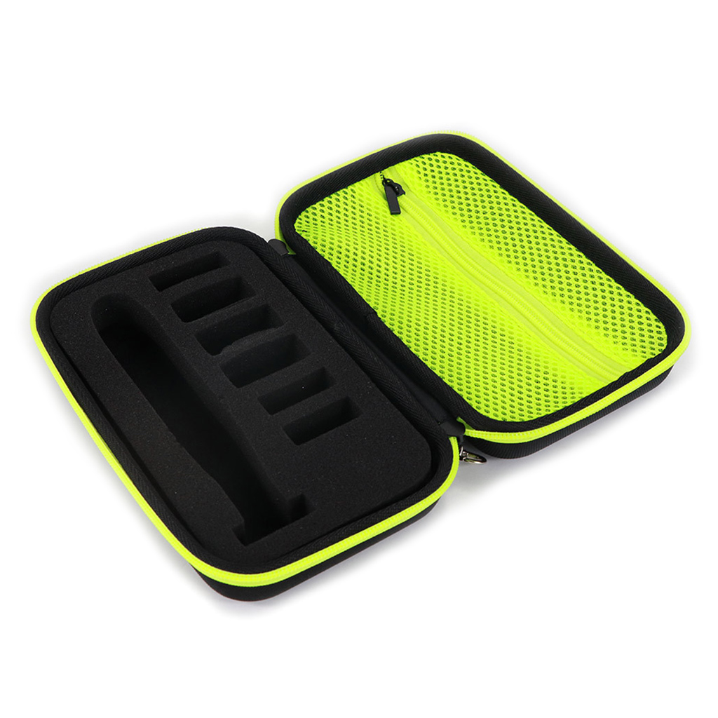 Electric Shaver Razor Box EVA Hard Case Trimmer Shaver Pouch Travel Organizer Carrying Bag For Philips Norelco One Blade