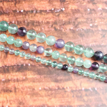 Fancy stone Natural Stone Beads Loose Stone Beads For Jewelry Making DIY Bracelets Necklace Accessories 4/ 6/8/10mm