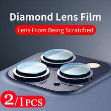 2/1Pcs 9H für iphone X XR XS 12 mini 11 pro Max SE 2020 8 7 plus Kamera Objektiv telefon screen protector Kamera schutzhülle film Glas