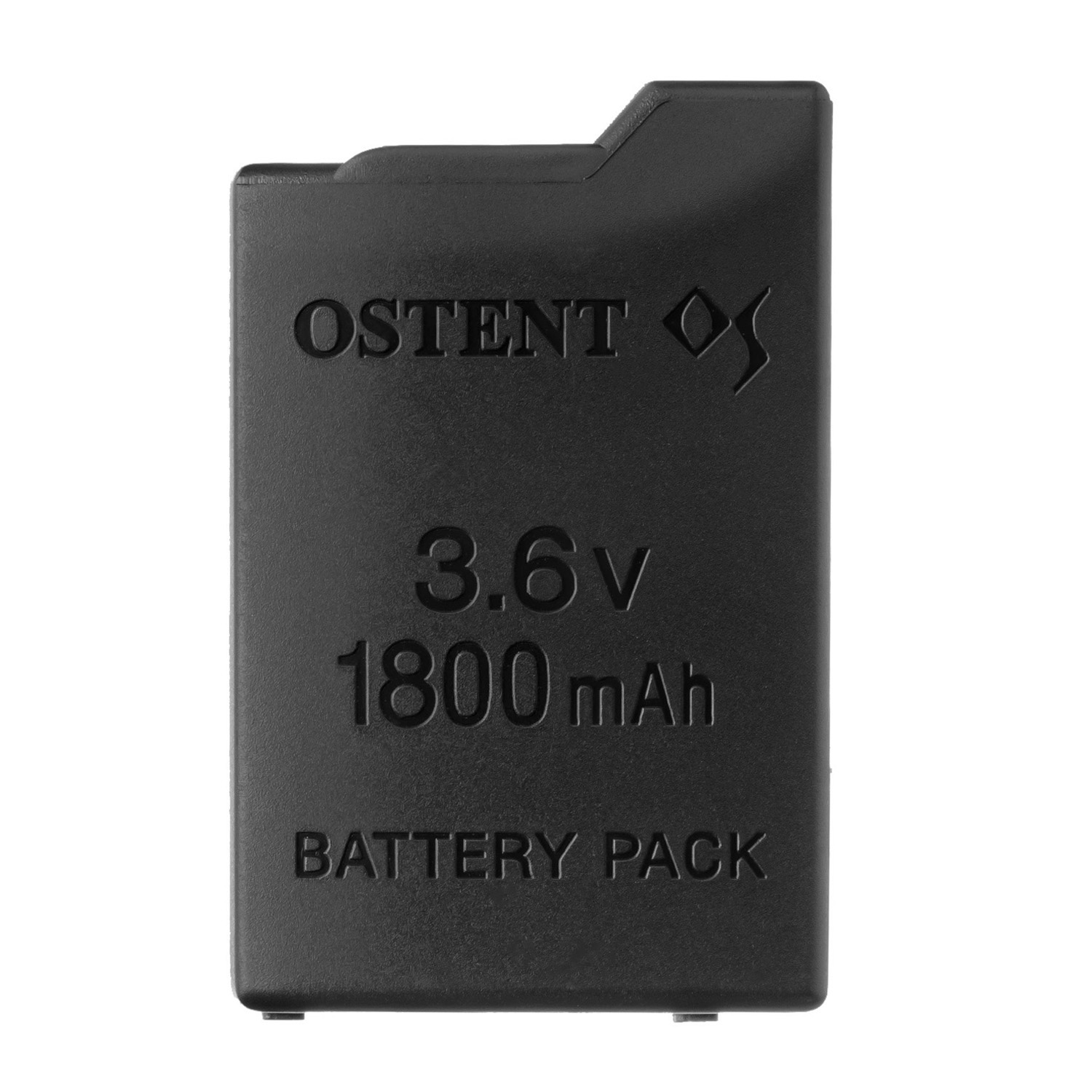 OSTENT High Capacity Quality Real 1800mAh 3 6V Lithium Ion Rechargeable Battery Pack Replacement for Sony PSP 1000 PSP-110