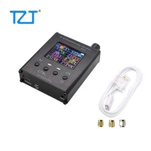 Image 5 - TZT N1201SA 35MHz   2.7GHz UV RF Antenna analizzatore SWR Meter Tester con guscio in lega di alluminio PS100/PS200