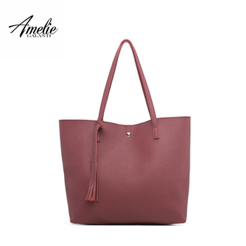 AMELIE GALANTI Crossbody bags for women Ladies handbag designer bags famous brand women bags  2019 shoulder bag transparent bag