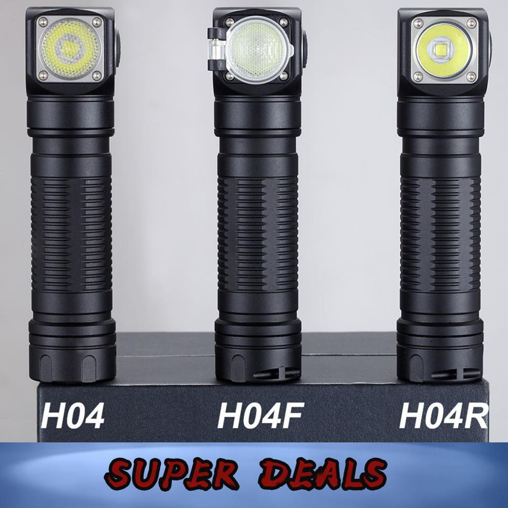 NEW Skilhunt H03 H03R H03F Led Flashlight Lampe Frontale Cree XML1200Lm HeadLamp Hunting Fishing Camping Light+Headband