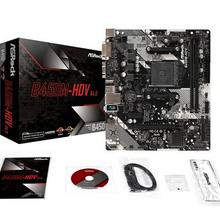 R9 B450M Socket-Am4 SATA DDR4 HDMI 3200 USB3.1 Support CPU Mhz M.2 ASROCK AMD DVI DVI-D