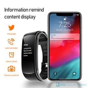 Image 3 - Moda spor akıllı saat kadın erkek Smartwatch spor izci bayanlar için Android IOS akıllı saat nabız monitörü akıllı izle