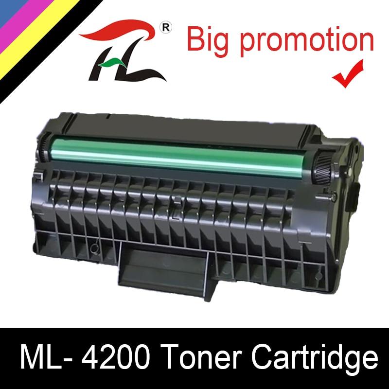 HTL kompatybilny toner laserowy wkład ML-4200 ml4200 dla samsung SCX-4200 scx4200 SCX-4300 scx4300 drukarki