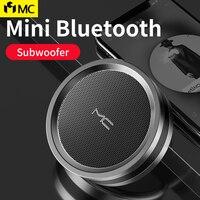 MC A7 altoparlante portatile Bluetooth Mini Subwoofer altoparlante Wireless funzione di chiamata sistema Home Theater esterno di alta qualità audio