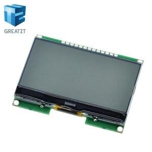 Image 4 - Great zt Lcd12864 12864 06D, 12864, وحدة LCD, COG, مع الخط الصيني, شاشة مصفوفة نقطة, واجهة SPI