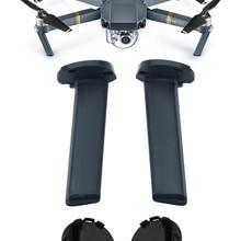 Передняя, задняя, левая, правая посадка для дрона DJI Mavic Pro, запасные Запасные детали, комплекты для посадки ног, опорная крышка, аксессуар