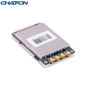 Image 1 - Chafon uhf rfid r2000 모듈 스마트 카드 읽기 모듈 액세스 제어를위한 4 개의 안테나 포트가있는 USB 2.0 RS232 인터페이스