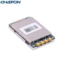Смарт карта Chafon uhf rfid r2000, интерфейс USB 2,0 RS232 с четырьмя антенными портами для контроля доступа
