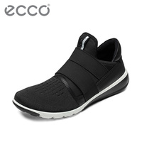 Ecco Luxury Brand Men Casual Shoes Mesh Comfortable Sneakers 2019 New Summer black fashion shoes