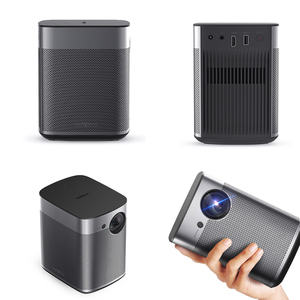 Image 3 - XGIMI Halo Smart Portable Mini Projector Android 9.0 Wifi 1080P 3D Home Theater With Battery Google OS Beamer Proyector HDMI usb